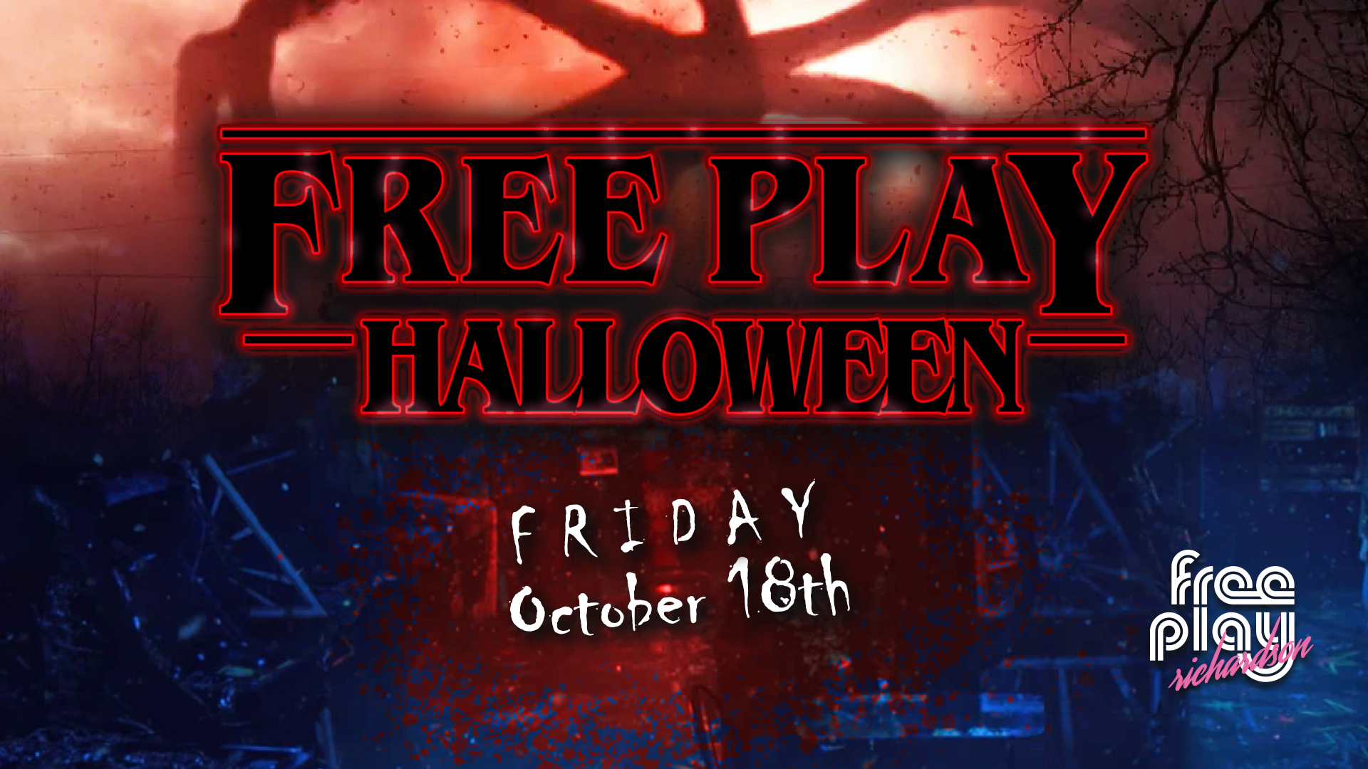 Free Play Richardson Halloween